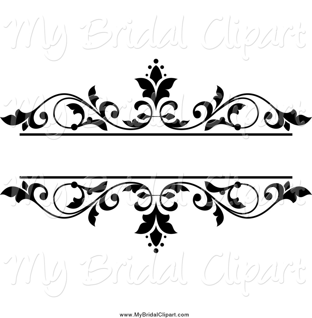 Free Wedding Border Clipart | Free download on ClipArtMag