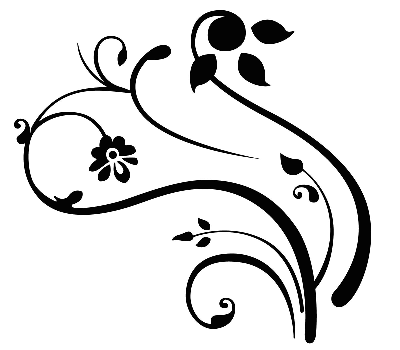 1600x1400 Unique Wedding Swirls Clipart Free Images