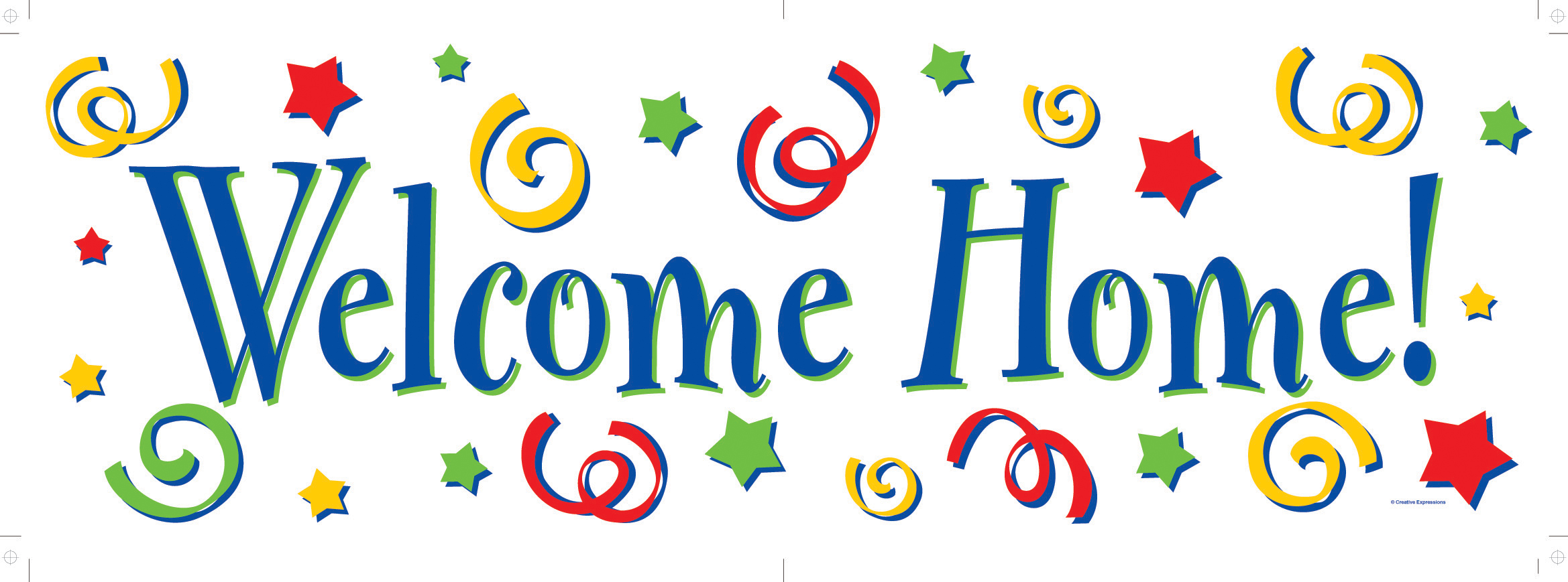 2338x869 Free Welcome Home Clipart Amp Free Welcome Home Clip Art Images