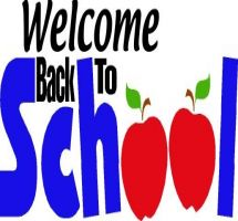 215x200 Free Clipart Welcome Back To School