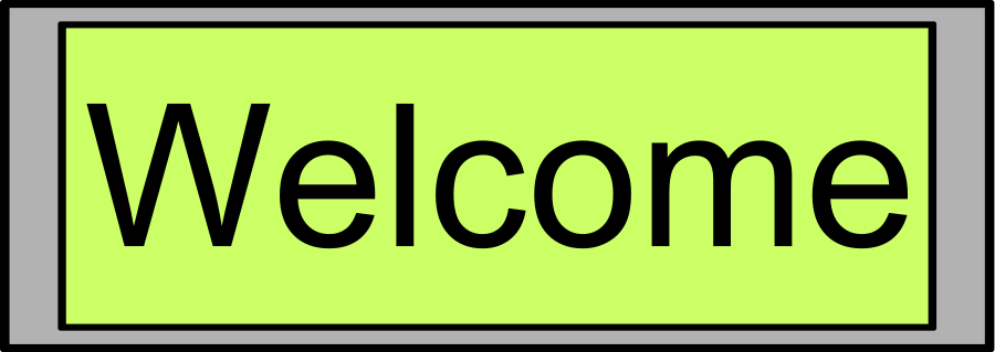 900x319 Welcome Clipart Free Clipart Images 4 Clipartcow