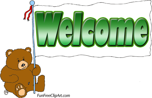 500x323 Welcome Sign Fun Free Clip Art Free Clipart Images