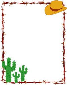 Free Western Graphics Clipart