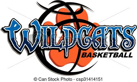 450x271 Wildcat Clipart Wildcat Basketball