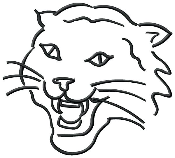 600x541 Flat Stanley Girl Coloring Page 8 Pics Of Free Wildcat Pages Logo