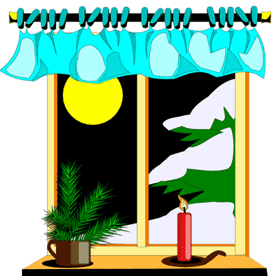 398x400 Free Animated Winter Clipart