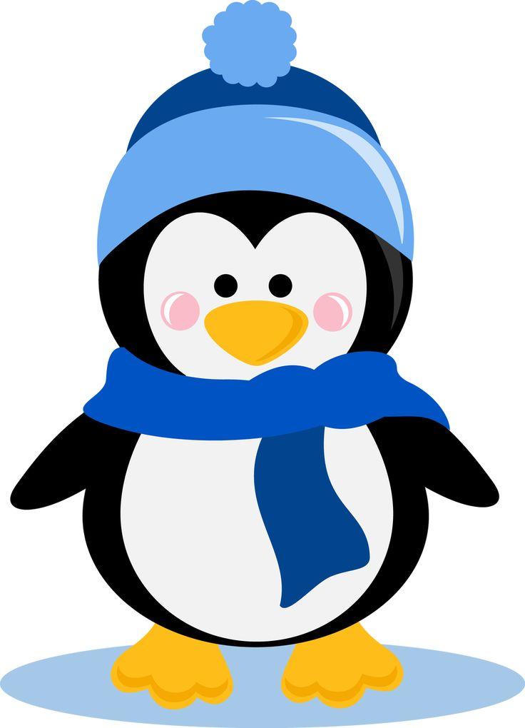 736x1020 Penguin Clipart Simple