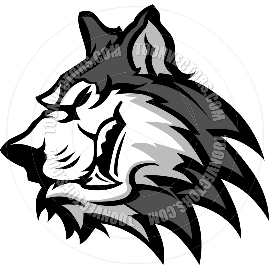 940x940 Fangs Clipart Wolf