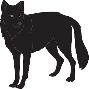 299x300 Free Free Wolf Clip Art Image 0071 0907 3122 1748 Animal Clipart