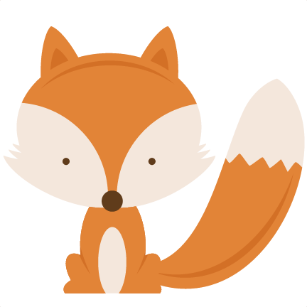 432x432 Creature Clipart Woodland Fox