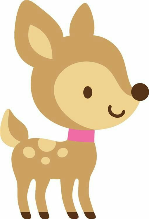 Free Woodland Animal Clipart