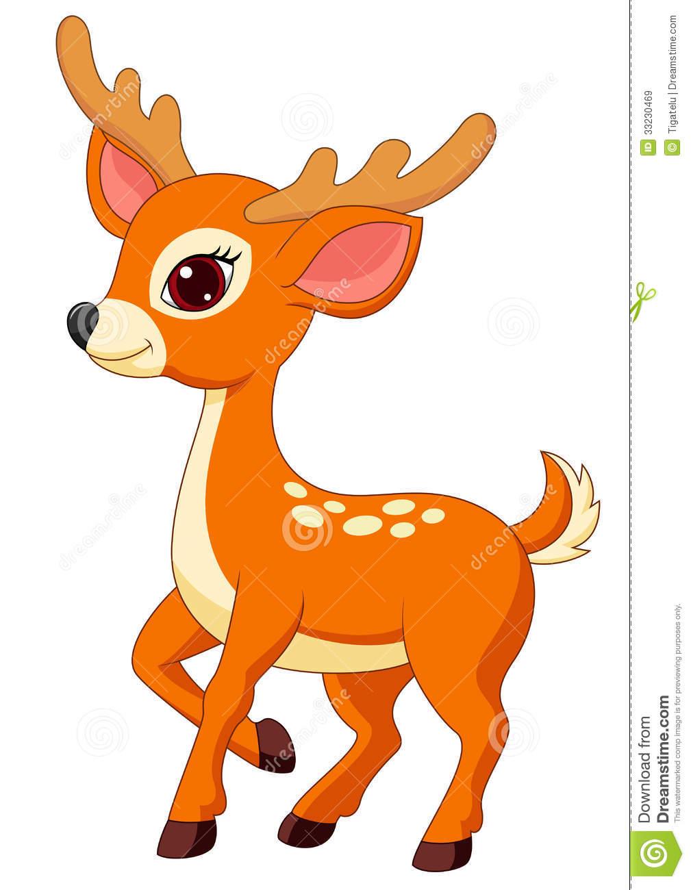 1009x1300 Woodland Deer Clip Art
