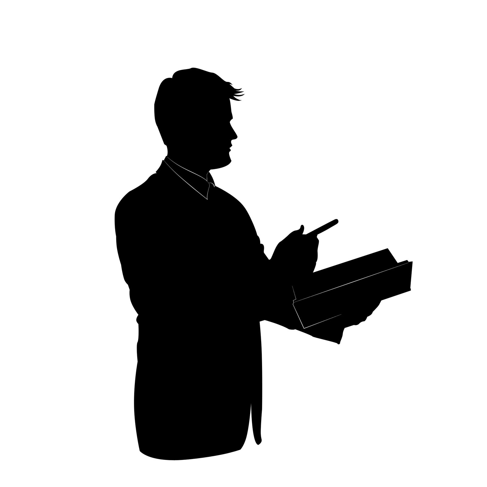 1600x1599 Image Of Teacher Clipart Black And White