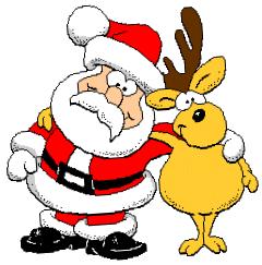 240x243 Free Santa Claus Clipart Christmas Clip Art
