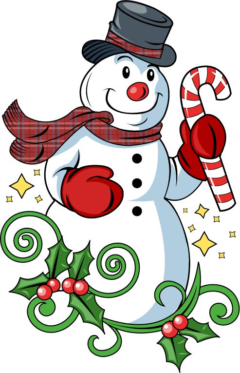 493x765 Library Clipart Christmas