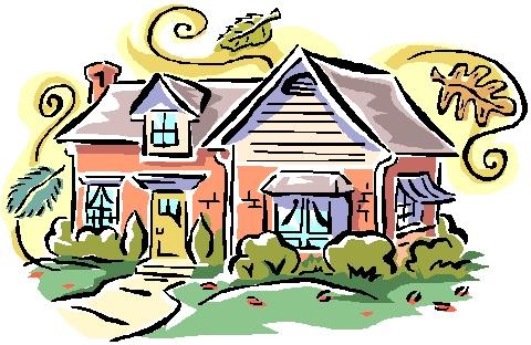 480x312 Big House Clip Art Big House With Yard Clip A 1898