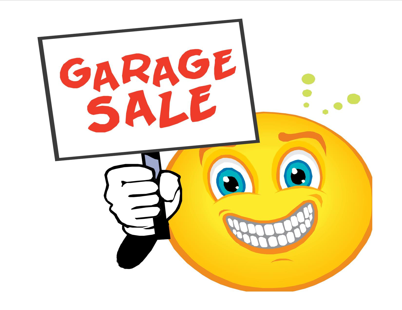 1650x1275 Yard Sale Signs Clipart
