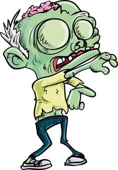 236x340 Free To Use Amp Public Domain Zombie Clip Art Art