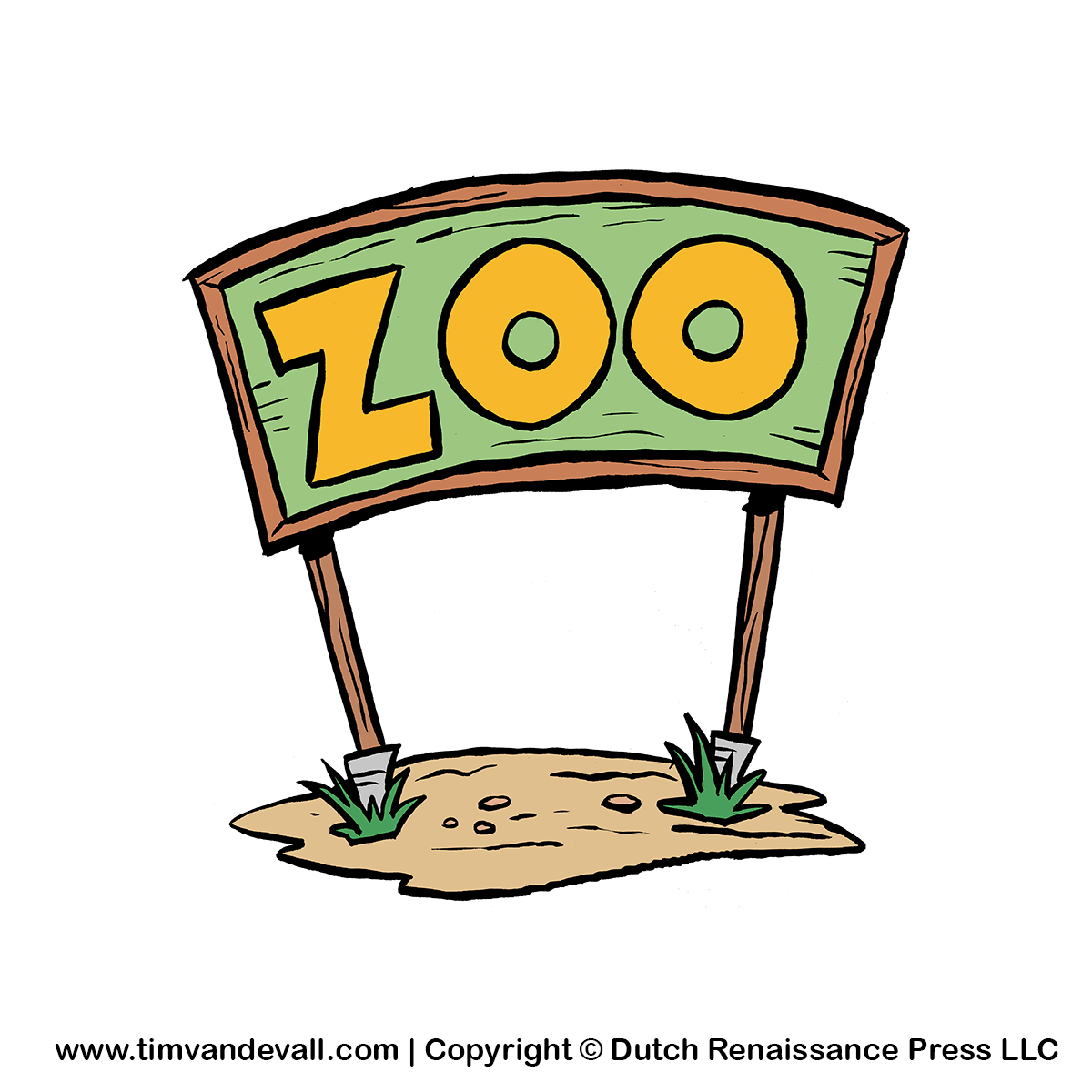 Free Zoo Animal Clipart | Free download on ClipArtMag