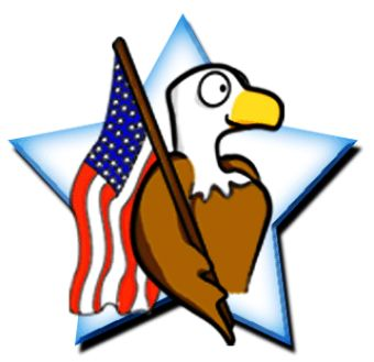 340x329 48 Best 2016 Flag Day Images Html, Eagles And Soldiers