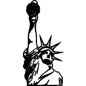 300x300 Freedom Tower Clip Art