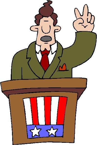 397x589 Politics Clipart Freedom Speech