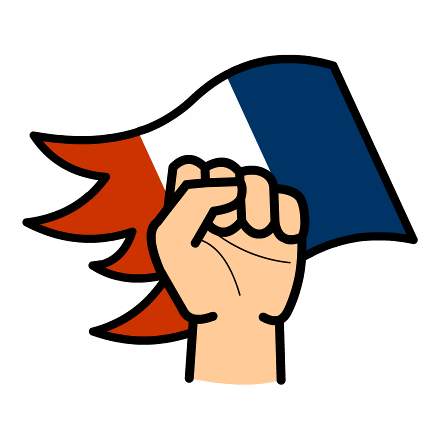 880x880 Revolution Clipart French Revolution