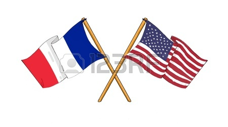 French Flag Clipart