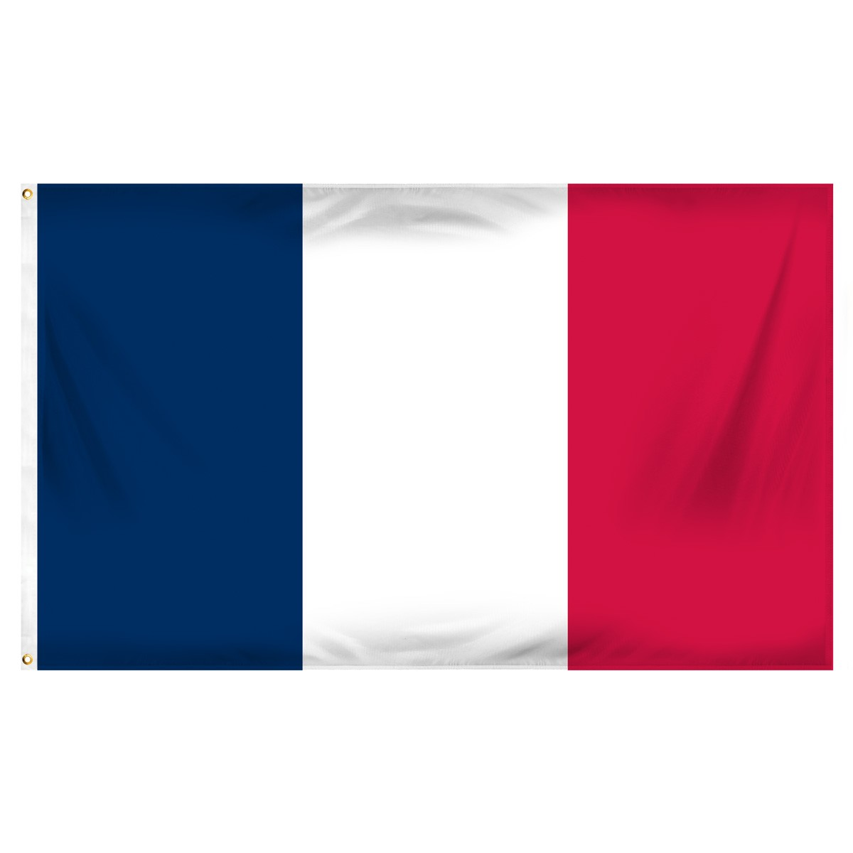 1200x1200 French Flag 3' X 5'