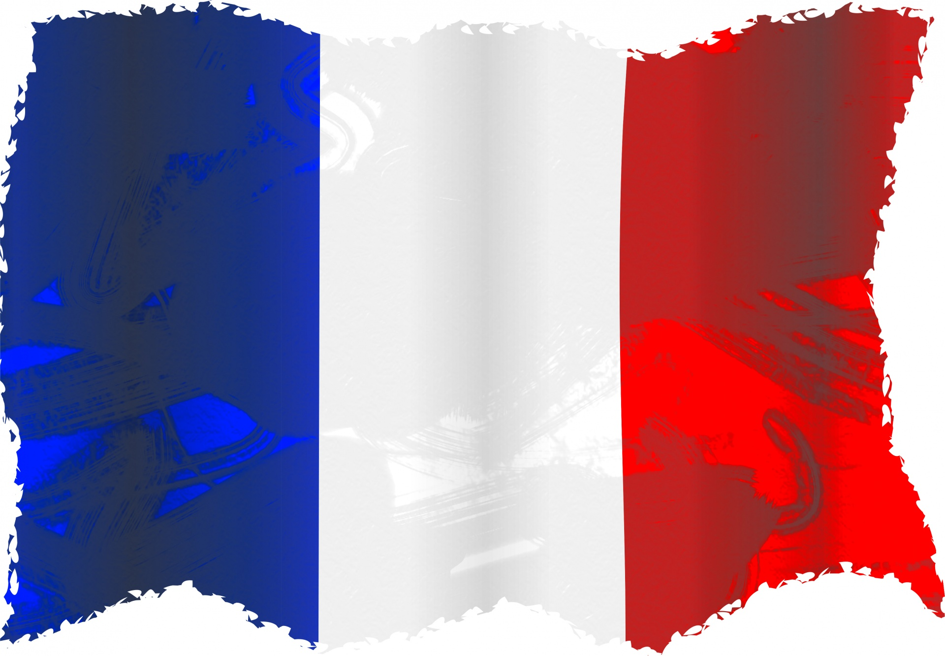 1920x1332 French Flag Free Stock Photo