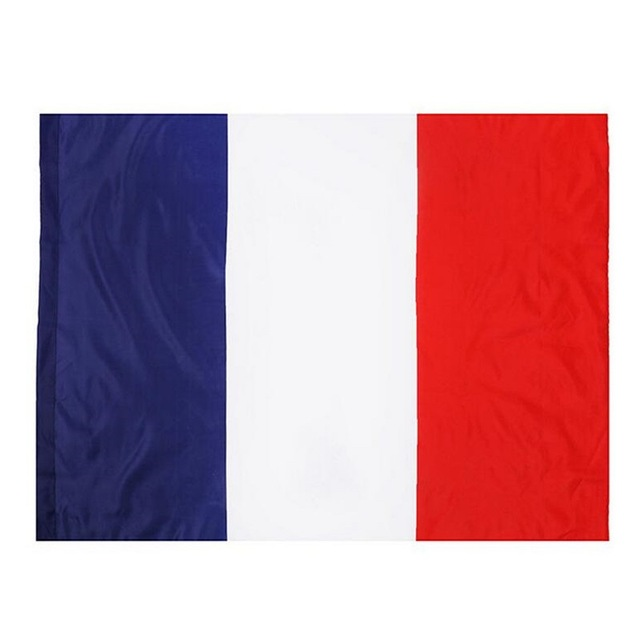 640x640 Drapeau France Polyester French Flag The France National Flags