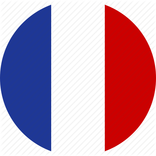 512x512 Circle, Country, Flag, France, French, National, Republic Icon