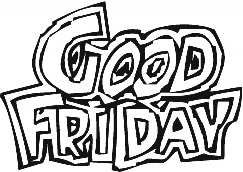 480x341 Good Friday Clipart Beautiful Clipart Of Good Friday 2017