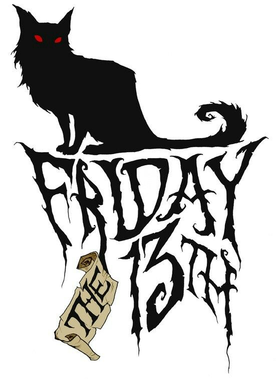 559x755 13 Best Friday 13th Images Friday, Fun Things