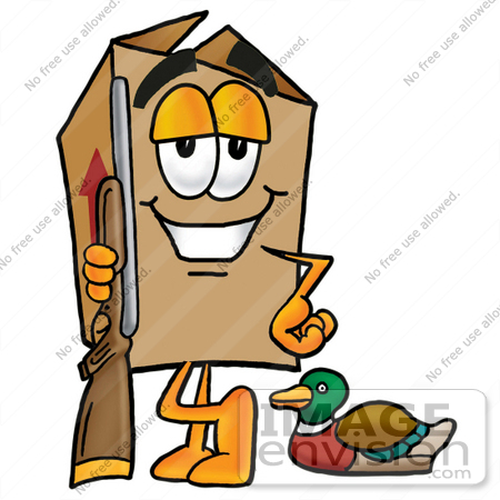 450x450 Royalty Free Cartoons Amp Stock Clipart Of Boxes Page 1