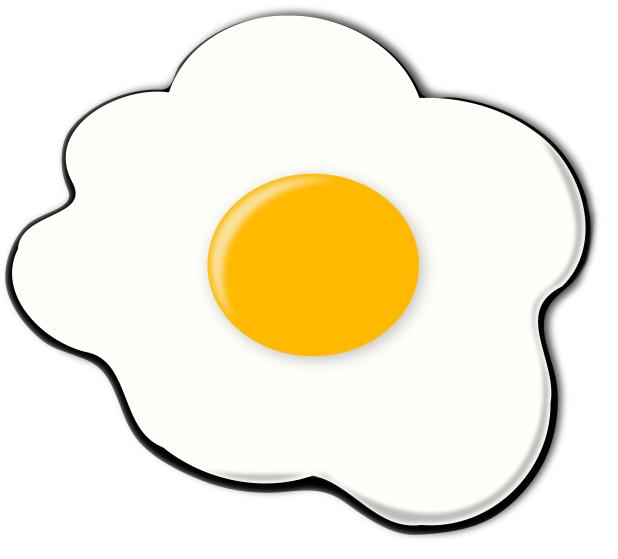 618x559 Fried Egg Clipart Clipart Kid