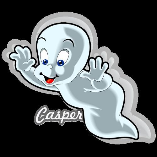 500x500 Casper The Friendly Ghost