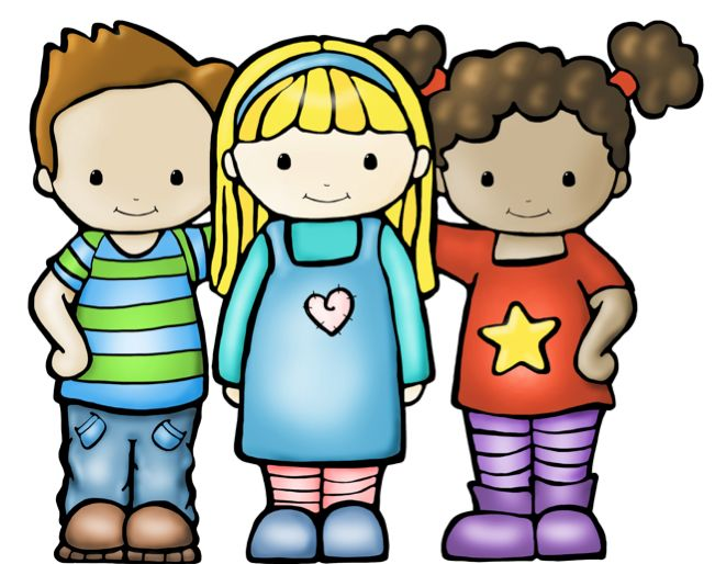 651x514 Free Best Friends Kids Graphics! These Kids Are Perfect For Any