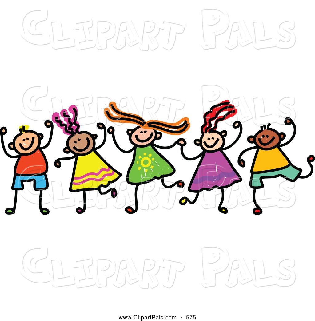 1024x1044 Happy Friends Clipart