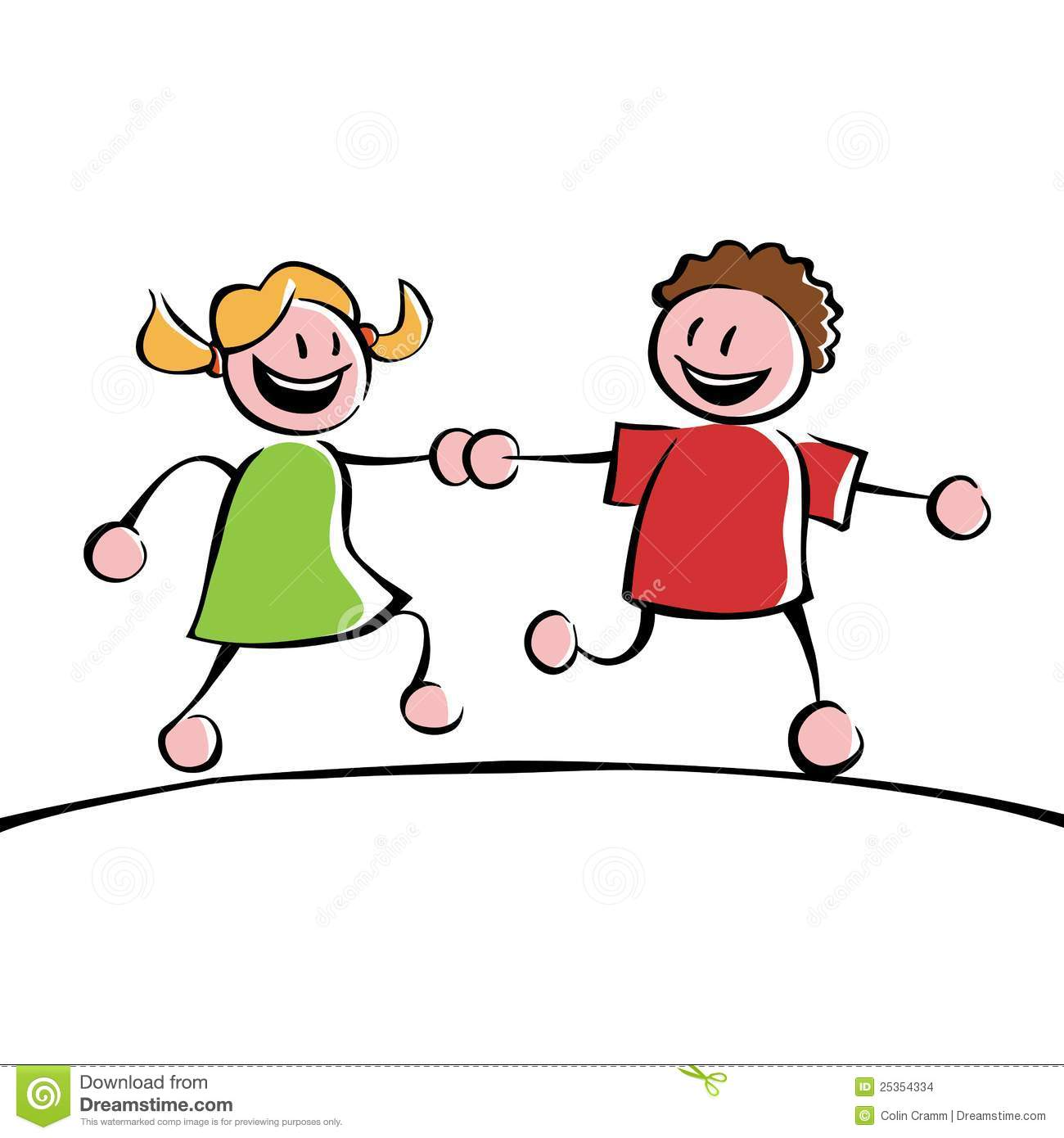 1300x1390 Kids Holding Hands Clip Art