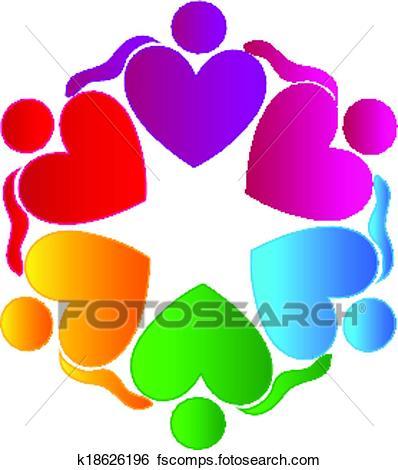 398x470 Friends Hugging Clipart Eps Images. 891 Friends Hugging Clip Art