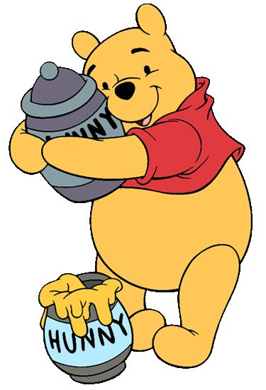 375x551 Pooh And Friends Beaver Clipart