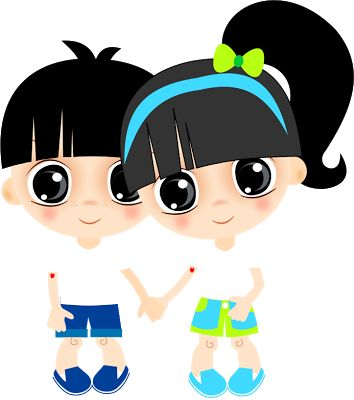 Friendship Cartoon Images