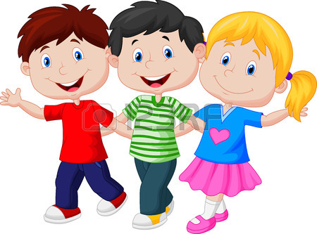 450x333 Friends Cartoon Stock Photos Amp Pictures. Royalty Free Friends