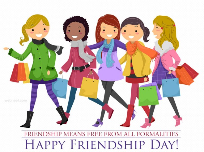 660x494 50 Beautiful Friendship Day Greetings Designs And Quotes