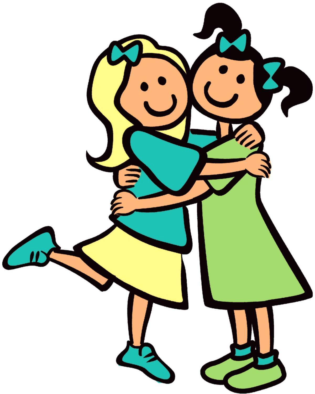 1200x1500 Friendship Cartoon Images