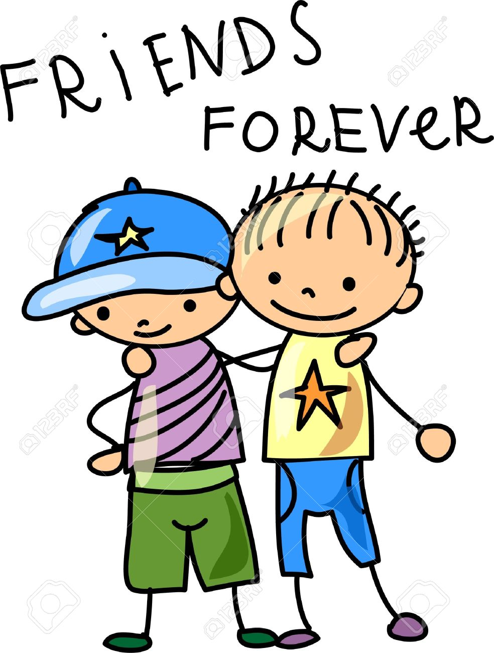984x1300 Best Friends Cartoon Images Collection