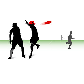 270x270 Ultimate Frisbee Rules Clip Art Cliparts