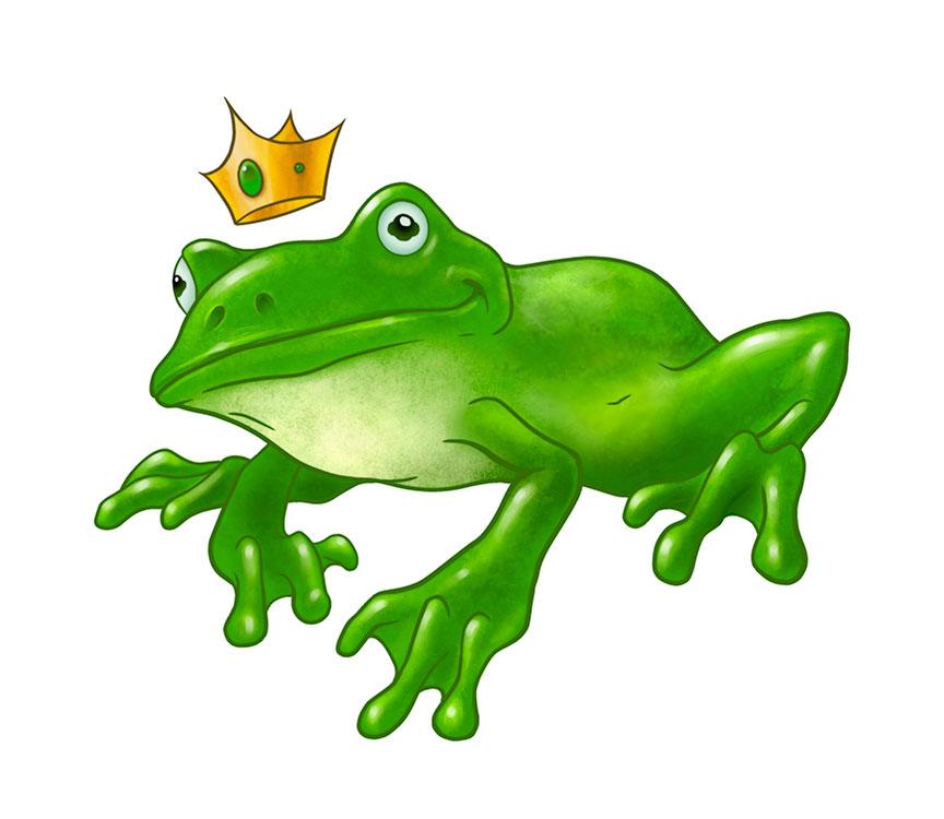 864x750 Frogprince 1 Drawn To Distraction