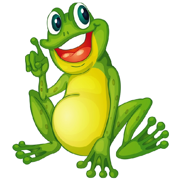 600x600 Funny Frogs